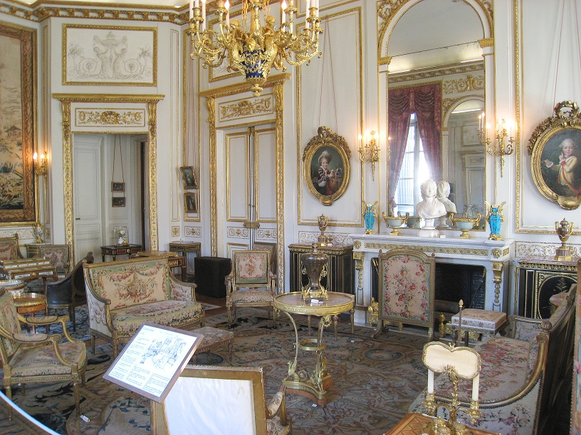 Musée Nissim de Camondo Grand Salon